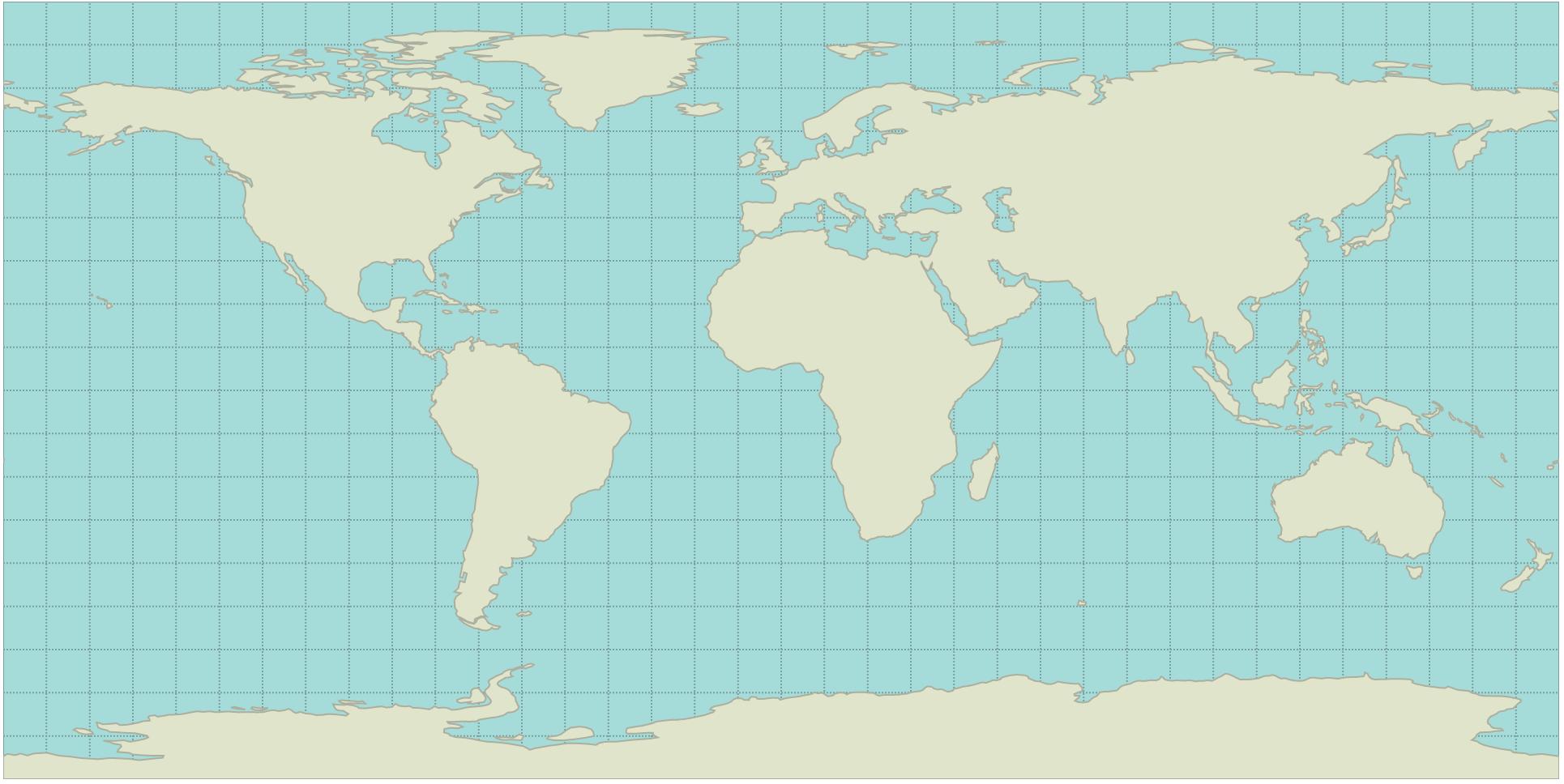 Greenland Latitude And Longitude Map Is Iceland Really Green - Greenland latitude